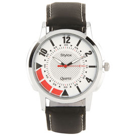 Stylox White Dial Stylish Watch(STX111)