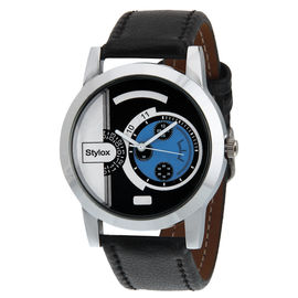 Stylox stylish Black Dial Formal Watch For Men
