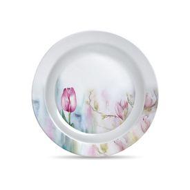 lissome deep plate 8  (6 Pcs Set) - Milton - Melamine - Dish