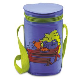 Trenz 4 Cont - Milton - Plastic - Lunch Box