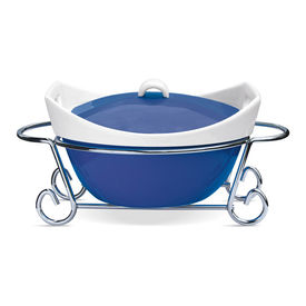 party perfect casino casserole 1500 ml - Treo - Ceramic - Table Serve