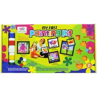 My First Painting Kit, Art & Craft Toys, Painting Games For Kids