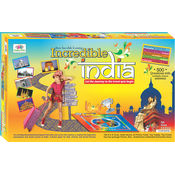 Incredible India Educational Board Game & Learning Board Games