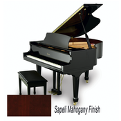 Essex, Grand Piano, EGP155C /Sapeli Mahogany Polish (with Bench)