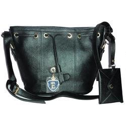 Quality handmade fashion bag, Black