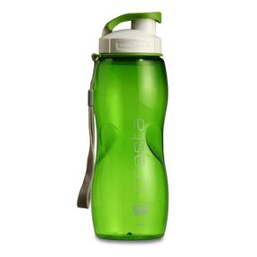 Cresta Sports Travel Polycarbonate Water Bottle, 750 ml,  green