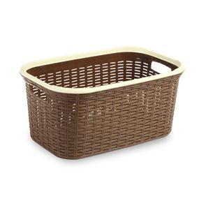 CRESTA BASKET 27 LTR, brown