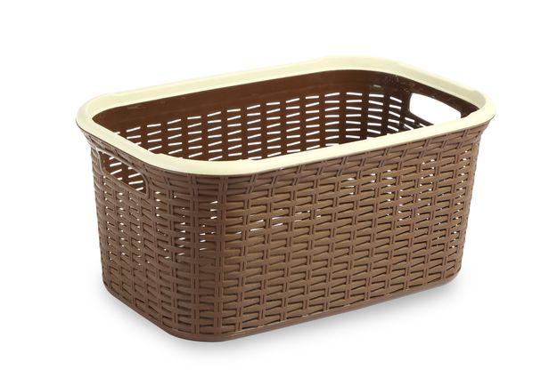 Cresta Basket 27 Ltr, brown