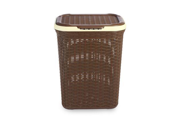CRESTA BASKET 50 LTR, brown