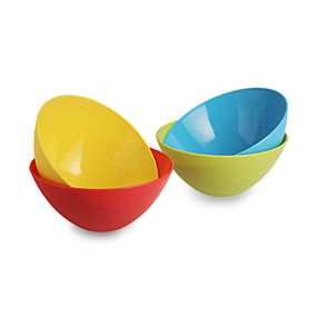 Mixing Bowl Set, 1.5 Litre, Set Of 4, multi color