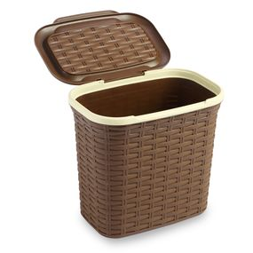 CRESTA BASKET 7 LTR, brown