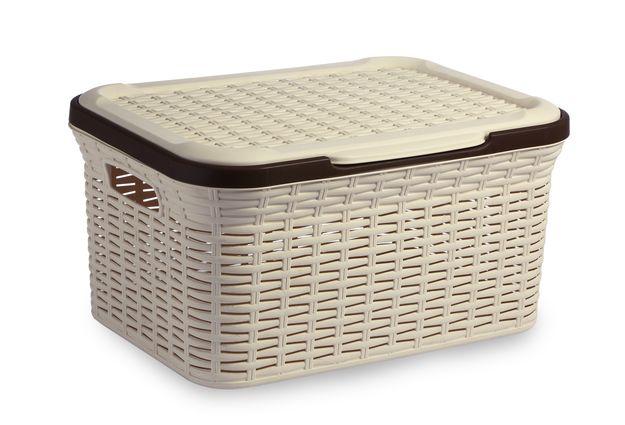 Cresta Box 27 Ltr, cream