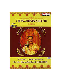 Thyagaraja Krithis~ VCD