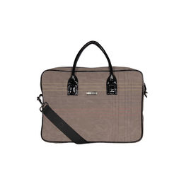 ESBEDA Stitch Line Laptop bag For mens & women,  black