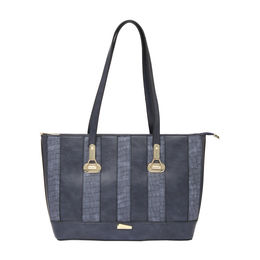 ESBEDA LADIES HANDBAG 18641,  blue