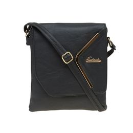 ESBEDA LADIES SLING BAG MS111117,  black