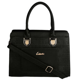 Esbeda Ladies Shoulder bag D1616,  black