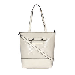 ESBEDA Big Size Odford Handbag For Women,  off-white