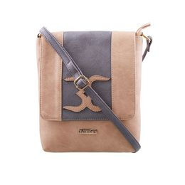 ESBEDA LADIES SLING BAG CD08122017,  beige-brown