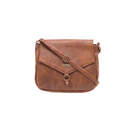 ESBEDA LADIES SLING BAG SS280717-1,  tan