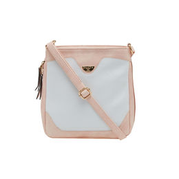 ESBEDA LADIES SLING BAG AS070417-1,  white-pink
