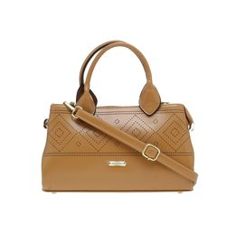 ESBEDA LADIES HANDBAG 19577,  beige