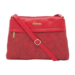 ESBEDA LADIES SLING BAG AD04052017,  red