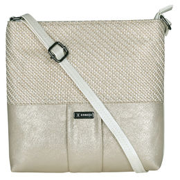 ESBEDA LADIES SLINGBAG A00100049-22,  gold-cream