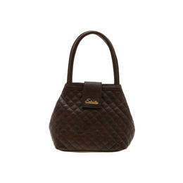 ESBEDA LADIES HANDBAG CD270717,  d-brown