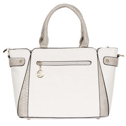 ESBEDA Ladies Handbag D5227,  white