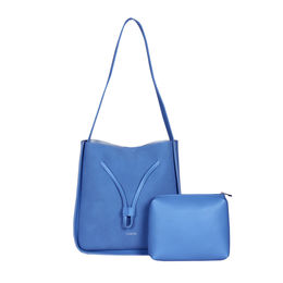 ESBEDA Medium Size Hand bag with pouch For Women,  blue