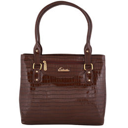 ESBEDA HANDBAG 8804005,  brown