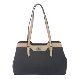ESBEDA LADIES HANDBAG 18070-2,  black