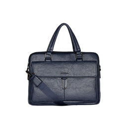 ESBEDA Solid pattern Peprish Laptop Bag,  blue