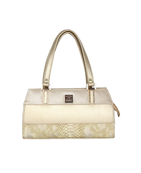 ESBEDA Solid Pattern Handbag For Women,  grey