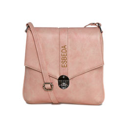 ESBEDA LADIES SLING BAG SA22082016,  l  pink
