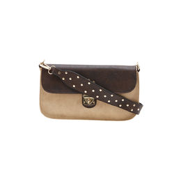 ESBEDA LADIES SLING BAG AS270717,  beige-d-brown