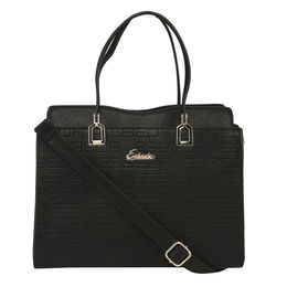 Esbeda Ladies Shoulder bag D1862,  black