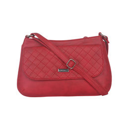 ESBEDA Ladies Sling Bag MZ280716,  red