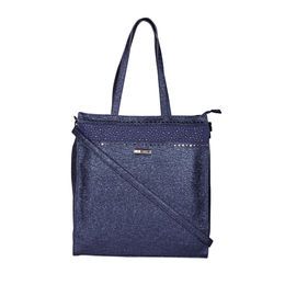 ESBEDA Big Size Sugar sparkle handbag For Women,  blue
