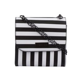 ESBEDA LADIES SLING BAG EB-003,  black-white