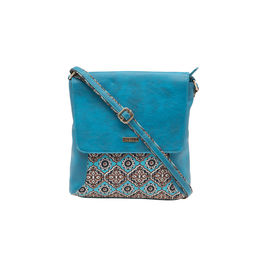 ESBEDA LADIES SLING BAG SS260717-1,  t-blue