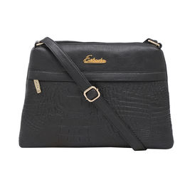 ESBEDA LADIES SLING BAG AD04052017,  black