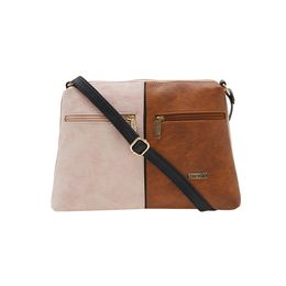 ESBEDA SLING BAG AD050717,  pink-tan