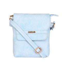 ESBEDA LADIES SLING BAG MA230716,  l blue