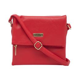 ESBEDA Ladies Sling Bag AY010517,  red