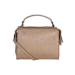 ESBEDA Solid Pattern Peperish Handbag For Women,  beige
