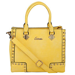 Esbeda Ladies Shoulder bag D1830,  yellow