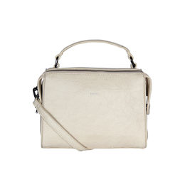 ESBEDA Solid Pattern Peperish Handbag For Women,  off-white
