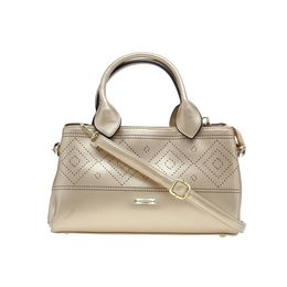 ESBEDA LADIES HANDBAG 19577,  gold